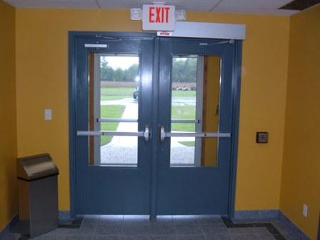 Fire rated doors and frames play a vital role in keeping people safe and minimizing property damage during a fire. Hollow metal is the only door material ... & Fire Doors u2013 JayZac Holdings Ltd. pezcame.com